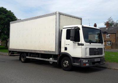 7.5t Trucks